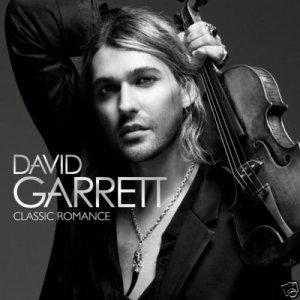 DAVID GARRETT CD CLASSIC ROMANCE, IMPORT, in USA ASIN B002SKAHN0 UPC 4250216-6008-9-1