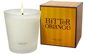 HENRI BENDEL Candle BITTER ORANGE scented Bath & Body Works - burns 60 hour