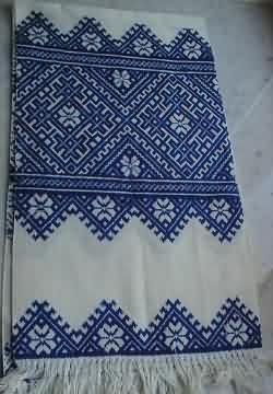 Rushnik (Blue)