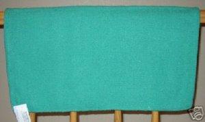 Mayatex Western Saddle Blanket Teal Green