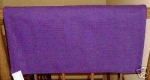 New Mayatex Show Saddle Blanket Pad Purple 36x34 Horse