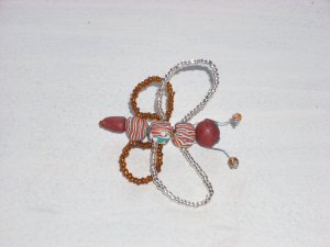 Media Mix Butterfly Pin