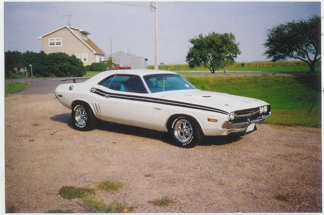Stripe Kit for 1971 Dodge Challenger R/T