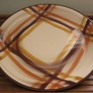 Vintage Large Plate Butterscotch Vernon Ware by Metlox