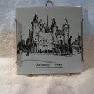 Vintage Souvenir Tile - Steen Scheepvaart Museum Royal Sphinx Maastricht Tile