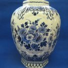 Antique 1907 De Porceleyne Fles Royal Delft Large Pul or Vase