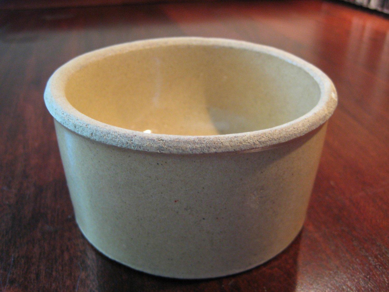 Vintage R.R.P. Co, Roseville Ohio USA Kitchen Small Stoneware Crock