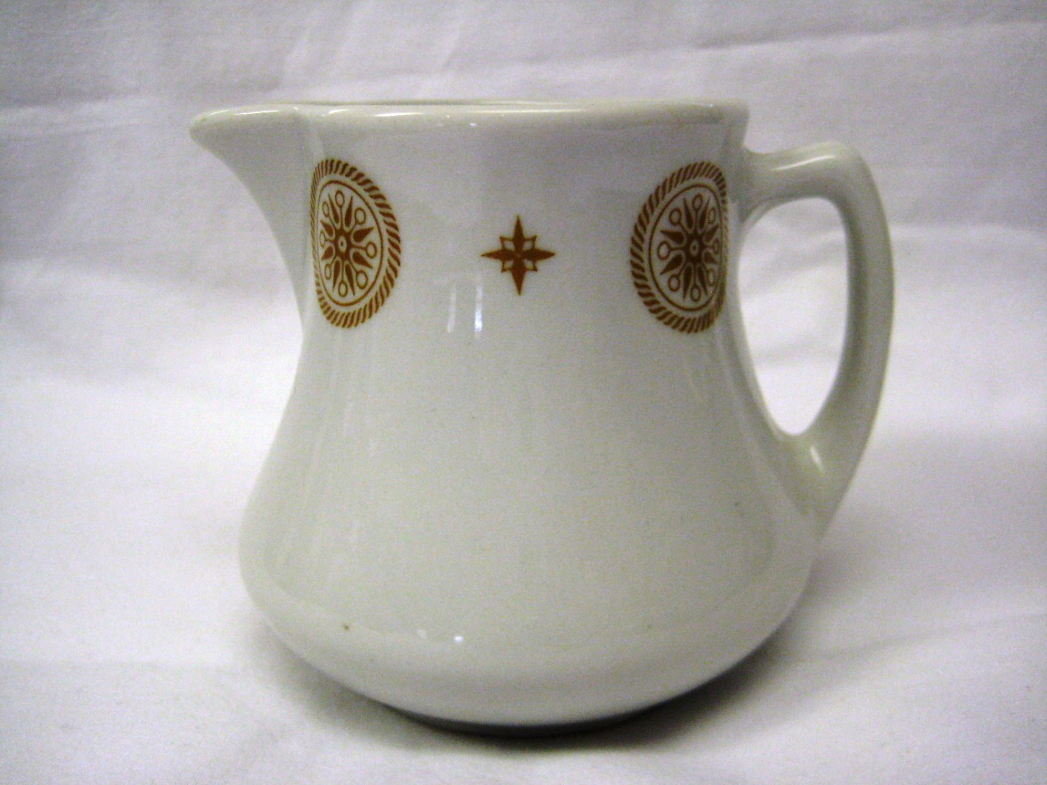 Vintage 1973 Shenango China by Interpace Restaurant Ware Small Creamer