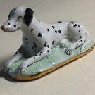 Vintage Basil Matthews England Dalmatian Figurine