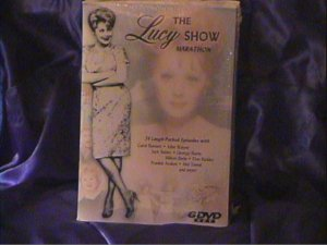THE LUCY SHOW MARATHON -6 DVD SET! 24 EPISODES  Special Edition Collectors Set! Brand New Sealed!