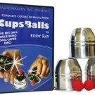 Cups & Balls by Eddy Ray