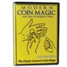 Modern Coin Magic - Bobo on DVD!