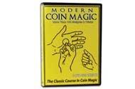 Modern Coin Magic - Bobo on DVD!