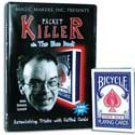 Packet Killer DVD Set/Gaff Deck - Simon Lovell