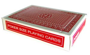Stripper Deck - Poker Size