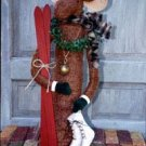 "#6500 27"" Moose doll PATTERN by Bonnie B Buttons"