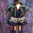 """Pattern #7970 26"""" Witch  by Bonnie B Buttons"""
