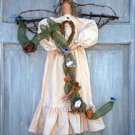 """#4598 30"""" Angel doll pattern by Bonnie B Buttons"""