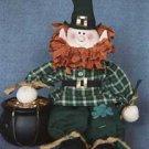 Leprechaun  pattern #375  by Bonnie B Buttons
