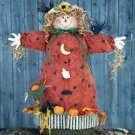 "#5099 23"" girl scarecrow pattern by Bonnie B Buttons"