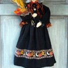 """# 7296  35"""" Witch doll pattern by Bonnie B Buttons"""