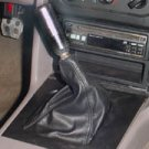 87 -93 Mustang Leather shift / shifter boot New!!