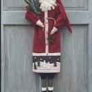 "#6097 35"" Santa doll pattern by Bonnie B Buttons"