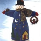 # 1980 Snowman doll pattern by Bonnie B Buttons