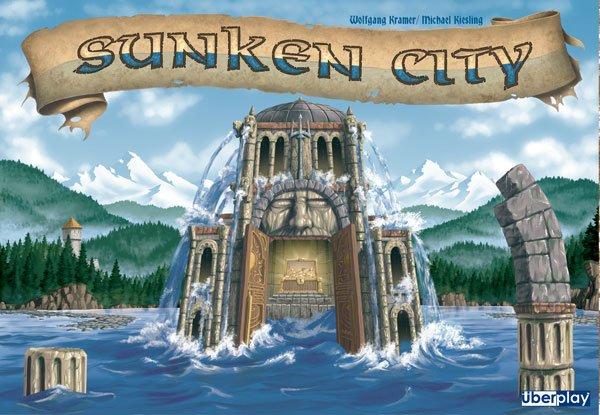 Sunken City the Board Game