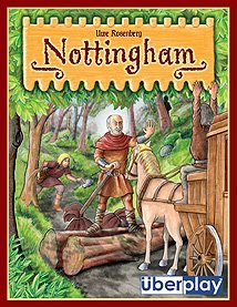 Nottingham Card Game