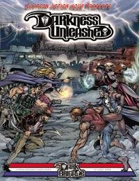 Darkness Unleashed RPG Role Playing Game *Brand New*