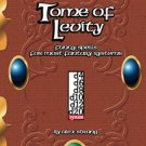 Tome of Levity RPG Spell Book *Brand New*