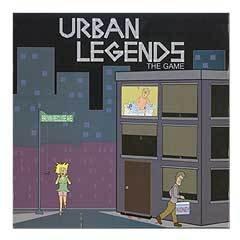 Urban Legends Board Game