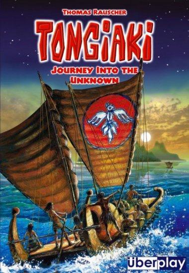 Tongiaki Board Game