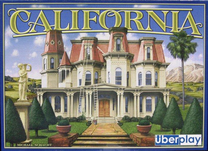 California Board Game