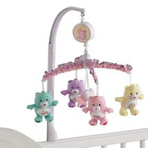 Care Bear Musical Mobile