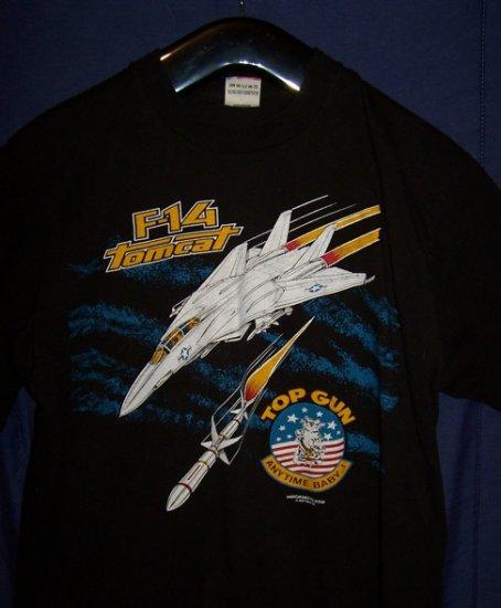 1987 f-14 tomcat tee