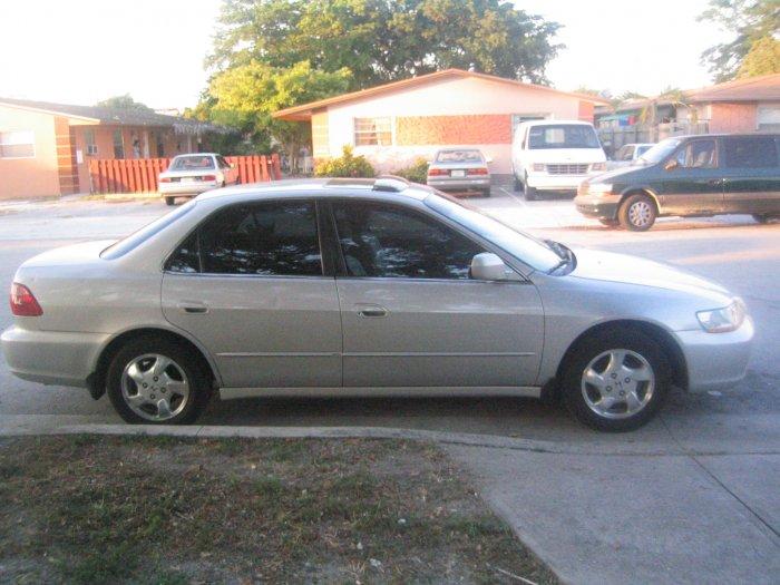 1999 Honda Accord Vtec