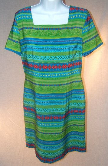 Ladies Sag Harbor Dress Size 8