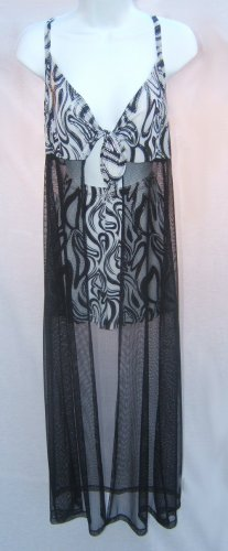Women Plus Size Split Dress Size 2X
