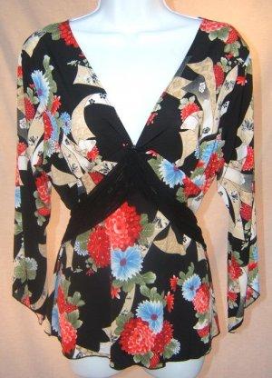 Trendy Plus Size Shirt Size 2X