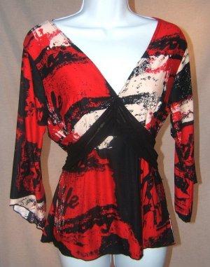 Trendy Plus Size Shirt Size 3X