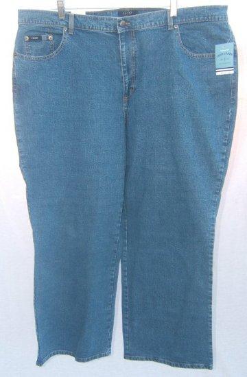 Womens IZOD Plus Size Jeans Size 24W