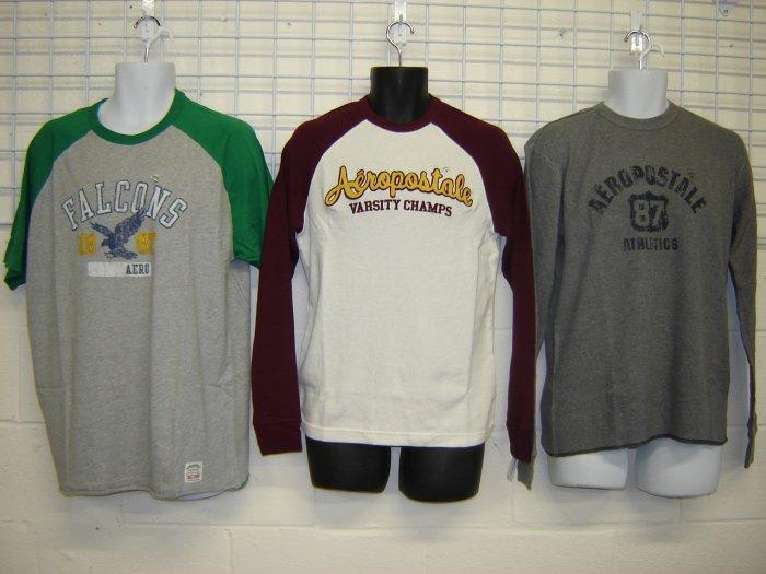 Wholesale Lot of Aeropostale Mens Shirt