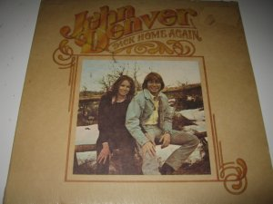 John Denver - Back Home Again - SEALED Vinyl LP - Folk - 1974 RCA Records