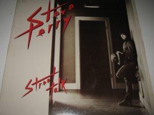 Steve Perry - Street Talk - SEALED Vinyl LP - Rock