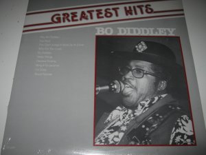 Bo Diddley - Greatest Hits - Canadian Import SEALED Vinyl LP - Blues