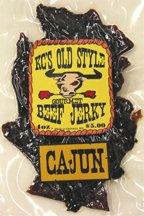 Cajun Spice jerky 4oz.