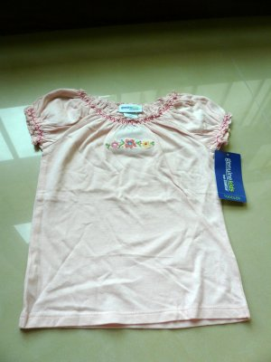 Osh Kosh Flowery Girls Top