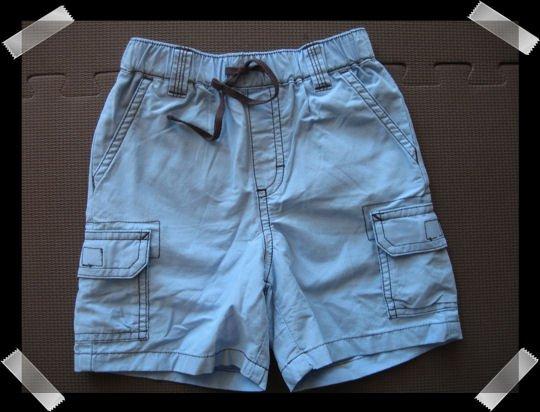 Gymboree Dive Shop Boys Swim Shorts size 12-18m